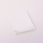CARD ENVELOPES CLEAR 12 x 7cm  per 100  6501